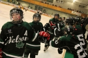 Nelson Leafs kept smiling after posting a 6-5 win over Vanderhoof.