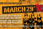 Roller Derby season kicks off Saturday at Selkirk in Castlegar
