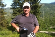 Don Courson . . . tops Senior's tourney