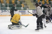 The KIJHL season may be four months away but the Nelson Leafs are already taking steps to make the upcoming campaign at successful one. — The Nelson Daily file photo