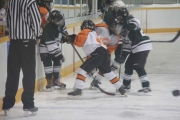 When Nelson and Rossland/Trail in the West Kootenay Peewee Rep hockey there will be no body checking. — Bruce Fuhr file photo