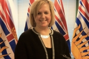 Basia Ruta, BC's first Auditor General for Local Government