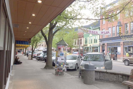 Kelowna's bylaw to clean up the downtown has worked reasonably well, says that city's communications manager.
