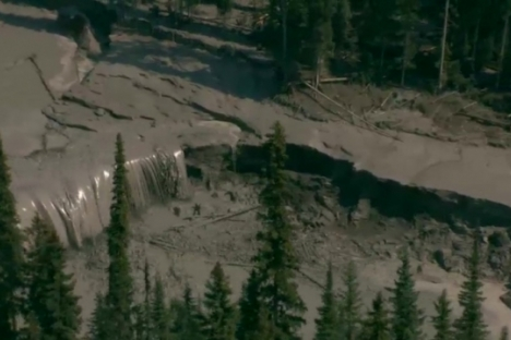 No charges have been laid in the Mount Polley tailings dam disaster.