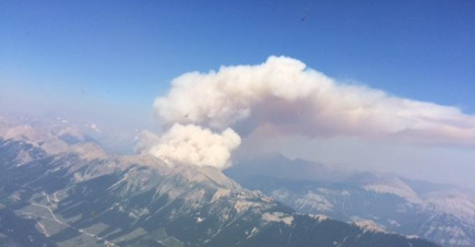 BC state of emergency extended again due to wildfires