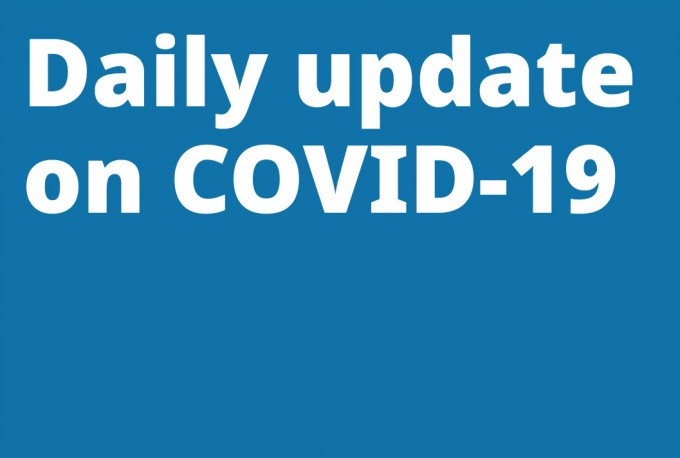 Province reports 30 new COVID-19 cases, no deaths since Friday