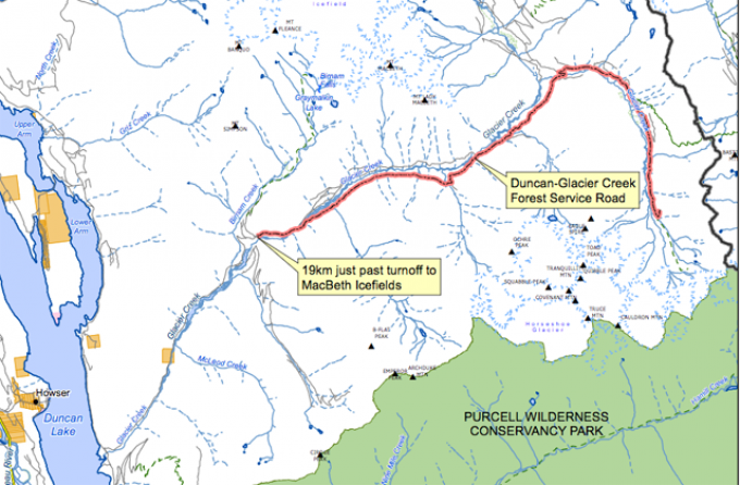 Road closures and restricted areas in the Southeast Fire ...
