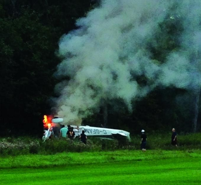 UPDATED: Pilot involved in Crawford Bay plane accident