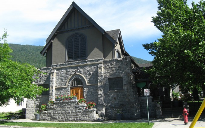St  Saviour's Anglican Pro-Cathedral recipient of Columbia