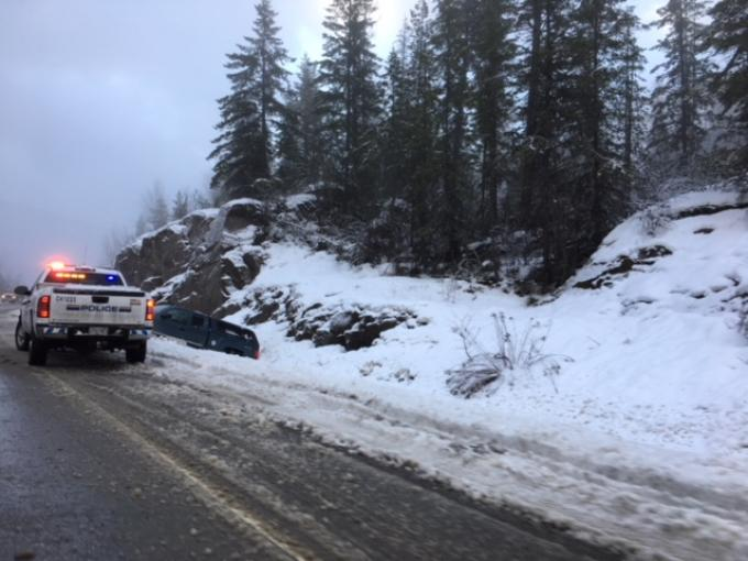 More snow in forecast for West Kootenay, Boundary   The