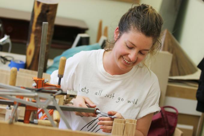 Selkirk College Fine Woodworking Students Host Exhibition