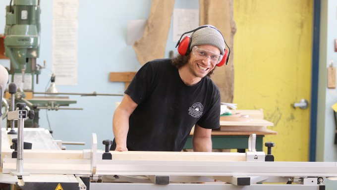 Selkirk College Woodworking Students Showcase Fine Furniture